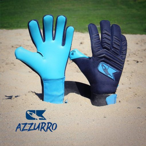 Azzurro Catch and Keep Torwarthandschuhe Grip Innen Aussen Azzurro.jpg