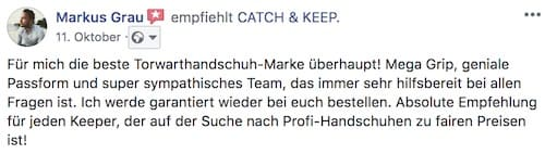 Catch and Keep Kundenfeedback 11