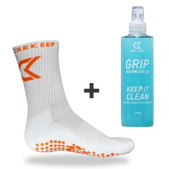 Grip Bundle Premium weiss Catch and Keep