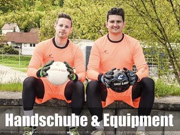 Catch_and_Keep_Handschuhe_und_Equipment